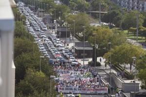 Córdoba tuvo su gran manifestación