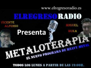 cartel metaloterapia