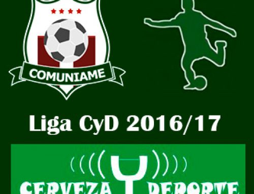Liga Comuniame Cerveza y Deporte 2016-17
